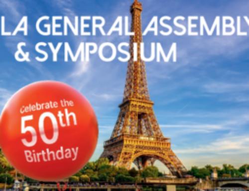 ¡NOVEDAD! ILA General Assembly , Paris, France POSPUESTA a octubre 2021