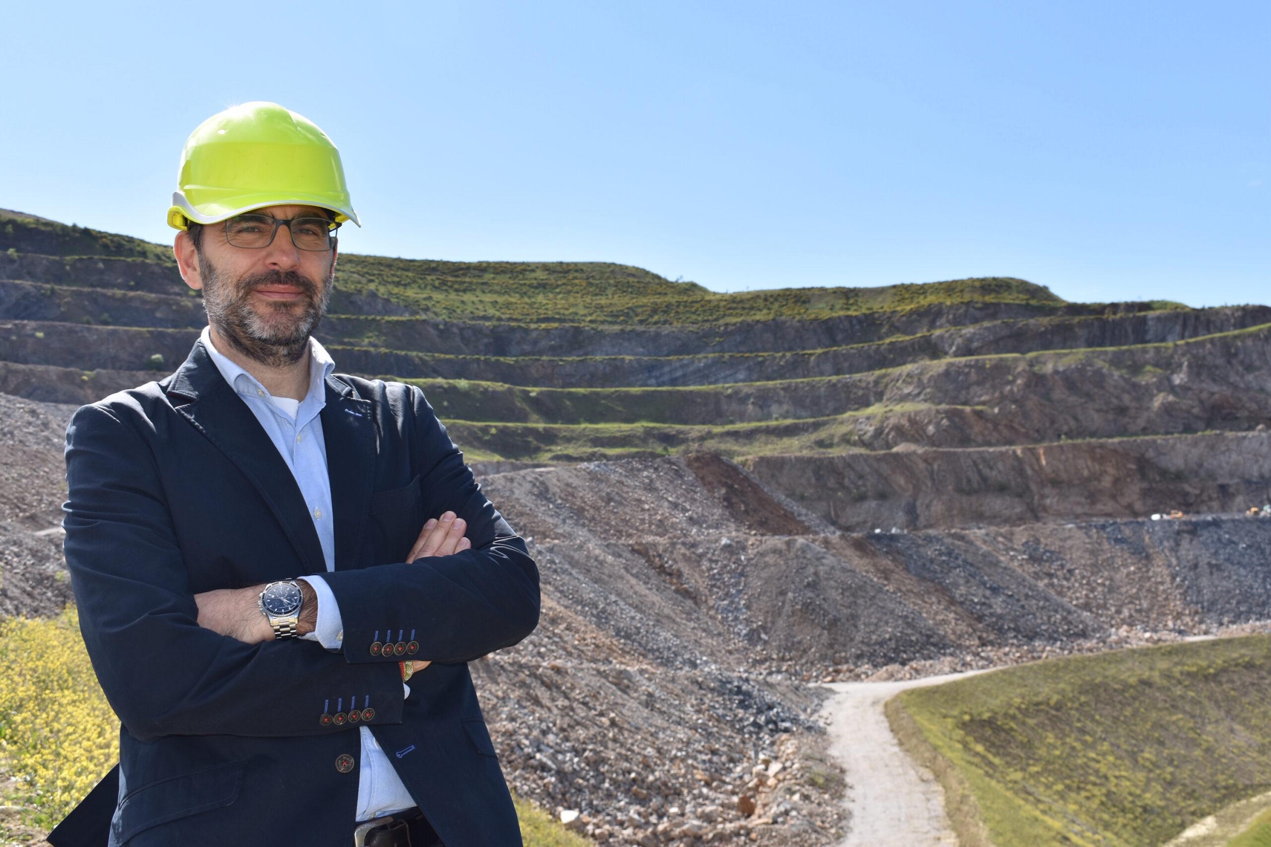 Javier Creixell Catalán nuevo presidente de COMINROC