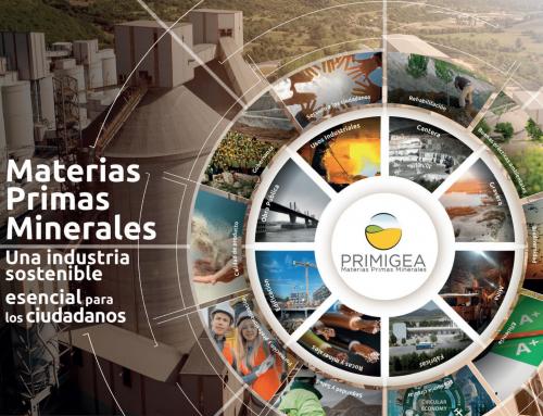 Informe PRIMIGEA. La industria española de las materias primas , un pilar sostenible para la economía del país.