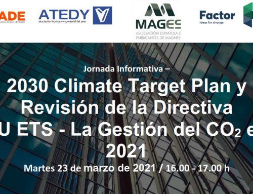 La Gestión del CO2 en 2021