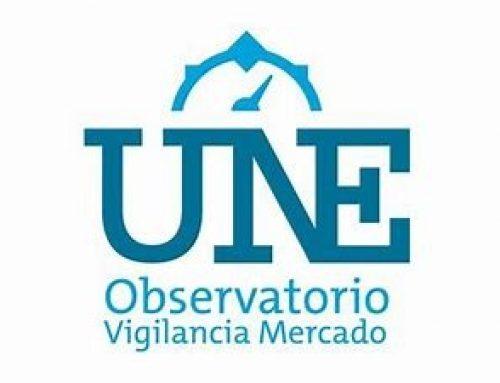 Observatorio de Vigilancia de Mercado UNE