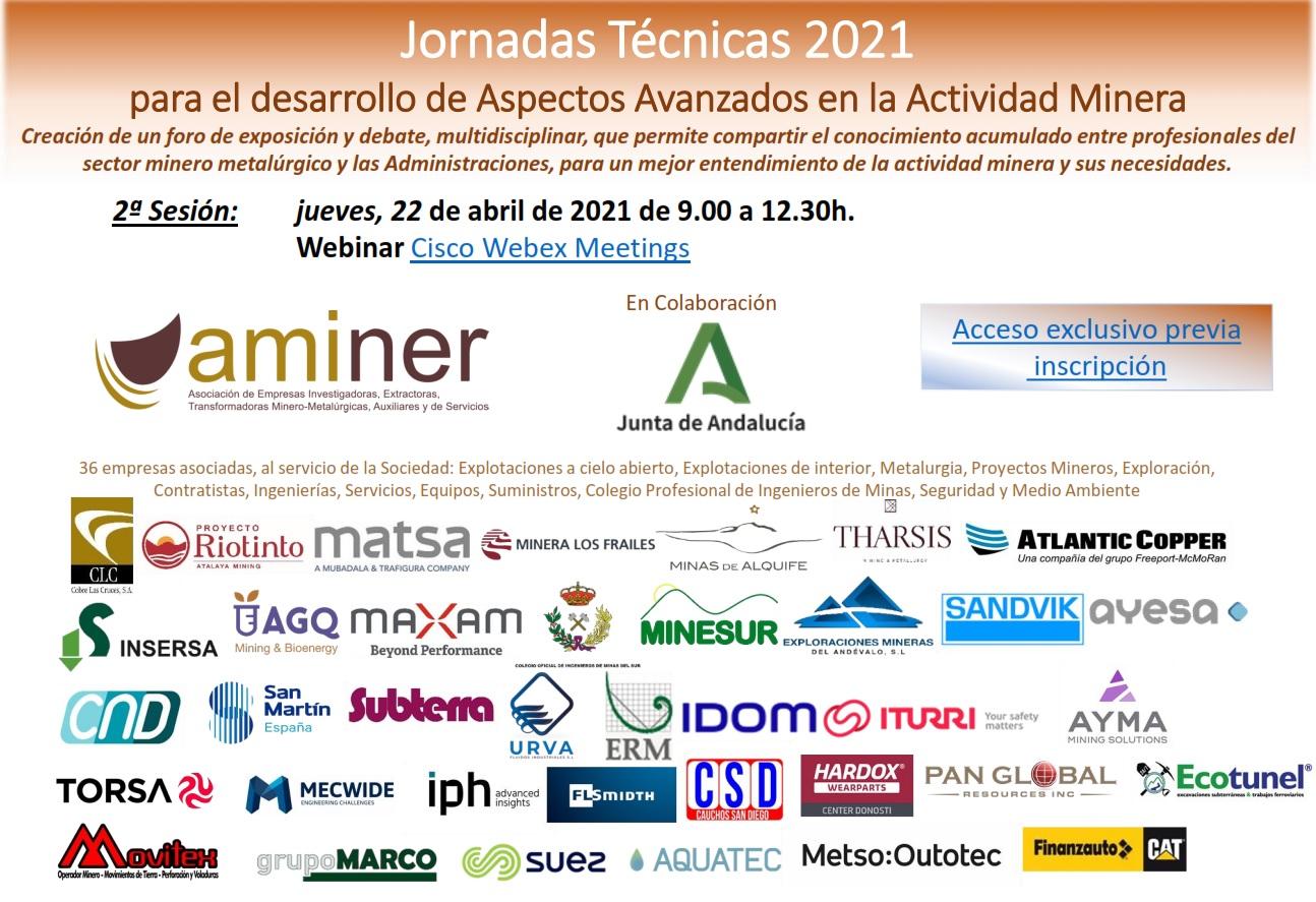 Jornada AMINER Aspectos avanzados Minería