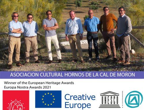 El Museo Cal de Morón Premio Patrimonio Europeo 2021
