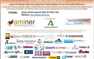 3ª Jornada Aspectos Avanzados en la Actividad Minera